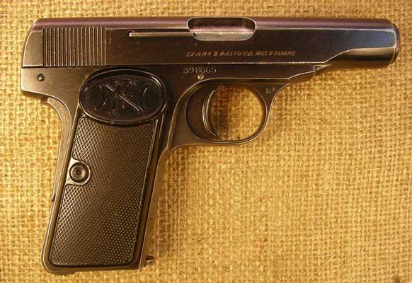 Foreign Handgun Photo Gallery