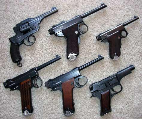 Nambu World: Teri's Japanese Handgun Website